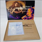 Click here for more info about 'Robert Plant - Through The Mirror'