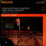 Click here for more info about 'Claudio Arrau - Schumann: Piano Concertos'