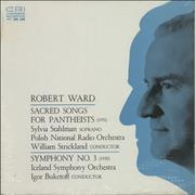 Click here for more info about 'Robert Ward - Sacred Songs For Pantheists / Symphony No. 3 - Sealed'