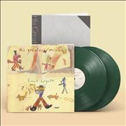 Click here for more info about 'Robert Wyatt - His Greatest Misses - Green Vinyl - Sealed'
