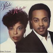 Click here for more info about 'Roberta Flack And Peabo Bryson - Born To Love'