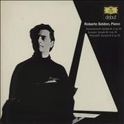 Click here for more info about 'Roberto Szidon - Rachmaninoff: Sonate Nr. 2/ Scriabin: Sonate Nr. 4/ Prokofieff: Sonate Nr. 6'