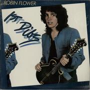 Click here for more info about 'Robin Flower - 1st Dibs - Sealed'