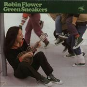 Click here for more info about 'Robin Flower - Green Sneakers - Sealed'