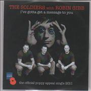 Click here for more info about 'Robin Gibb - I've Gotta Get A Message To You'