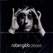 Click here for more info about 'Robin Gibb - Please'