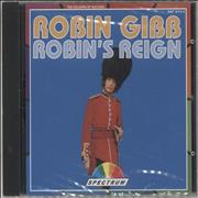 Click here for more info about 'Robin Gibb - Robin's Reign - Sealed'