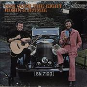 Click here for more info about 'Robin Hall And Jimmie MacGregor - One Over The Eight'