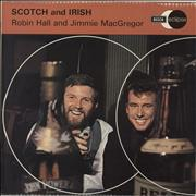Click here for more info about 'Robin Hall And Jimmie MacGregor - Scotch And Irish - Autographed'