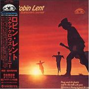 Robin Lent Scarecrow's Journey Japan CD album Promo