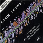 Click here for more info about 'Robin Trower - It's For You - Red vinyl'