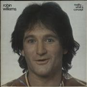 Click here for more info about 'Robin Williams - Reality... What A Concept - Test Pressing'