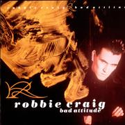Click here for more info about 'Robinson - Bad Attitude'