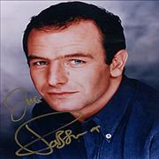 Click here for more info about 'Robson Green - Autographed Portrait Photograph'