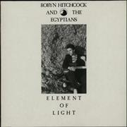 Click here for more info about 'Robyn Hitchcock - Element Of Light'