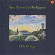 Click here for more info about 'Robyn Hitchcock - Globe Of Frogs'