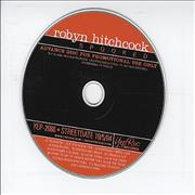 Click here for more info about 'Robyn Hitchcock - Spooked'