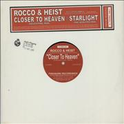 Click here for more info about 'Rocco & Heist - Closer To Heaven / Starlight'