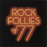 Click here for more info about 'Rock Follies - Rock Follies Of '77'