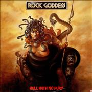 Click here for more info about 'Rock Goddess - Hell Hath No Fury'