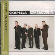 Click here for more info about 'Rockapella - More Than Ever'