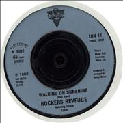 Click here for more info about 'Rocker's Revenge - Walking On Sunshine - Blue Injection'