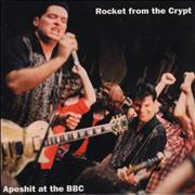 Click here for more info about 'Rocket From The Crypt - Apeshit At The BBC'