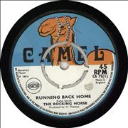 Click here for more info about 'Rocking Horse - Running Back Home'