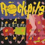 Rockpile Seconds Of Pleasure + EP UK vinyl LP