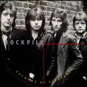 Rockpile Seconds Of Pleasure UK vinyl LP