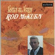 Click here for more info about 'Rod McKuen - Listen To The Warm'