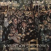 Click here for more info about 'Rod Stewart - A Night On The Town'