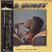 Click here for more info about 'Rod Stewart - A Shot Of Rhythm And Blues'