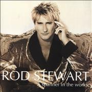 Click here for more info about 'Rod Stewart - A Spanner In The Works + Ticket stubs'