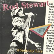 Click here for more info about 'Rod Stewart - Absolutely Live'