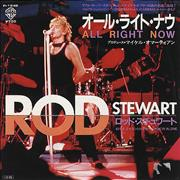 Click here for more info about 'Rod Stewart - All Right Now'