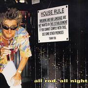 Click here for more info about 'Rod Stewart - All Rod All Night'