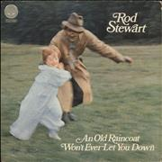 Click here for more info about 'Rod Stewart - An Old Raincoat'