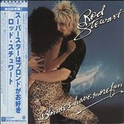 Click here for more info about 'Rod Stewart - Blondes Have More Fun'