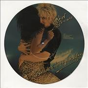 Rod Stewart Blondes Have More Fun USA picture disc LP