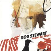 Click here for more info about 'Rod Stewart - Blood Red Roses - Sealed'
