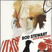 Click here for more info about 'Rod Stewart - Blood Red Roses'