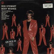Click here for more info about 'Rod Stewart - Body Wishes'