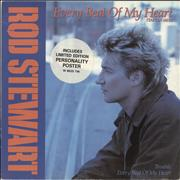 Click here for more info about 'Rod Stewart - Every Beat Of My Heart + Poster'