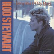 "Rod Stewart Every Beat Of My Heart UK 12"" vinyl"