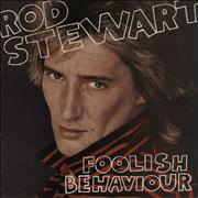 Click here for more info about 'Rod Stewart - Foolish Behaviour + Poster'