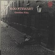 Click here for more info about 'Rod Stewart - Gasoline Alley - 1st - EX'
