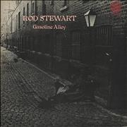 Click here for more info about 'Rod Stewart - Gasoline Alley - 1st - VG'