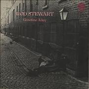 Click here for more info about 'Rod Stewart - Gasoline Alley - 2nd - EX'