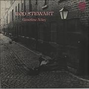 Click here for more info about 'Rod Stewart - Gasoline Alley - 2nd - Smooth Sleeve'